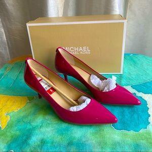 🌈NWT HOT Pink Michael Kohrs Heels